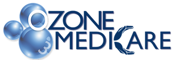 Ozone Medicare – Your complete ozone therapy solution. Logo